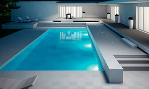 Beautiful Modern Pools