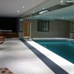 Luxury Interior Pool Area 02