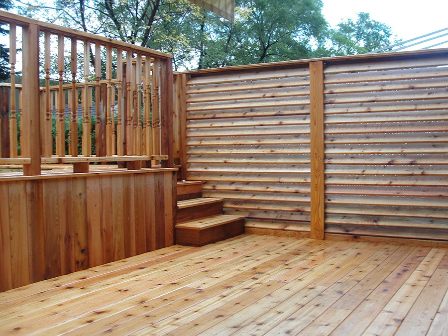 Montreal Outdoor Living Construction Ext 233 Rieure