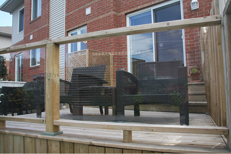 Modern Outdoor Fences