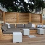 Urban Backyard Patio & Terrace 04