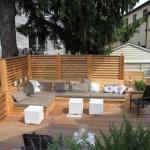 Urban Backyard Patio & Terrace 05