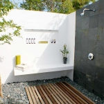 Modern Outdoor Bathroom 02