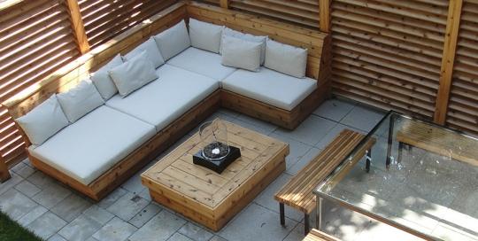 Luxury Backyard Old Montreal 1