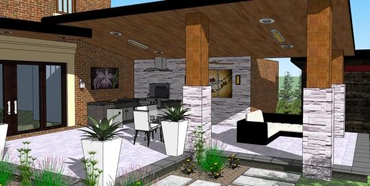 Arcitects and design - Grosvenor