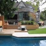 Backyard Pool Decking 01