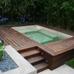 Backyard Pool Decking 10