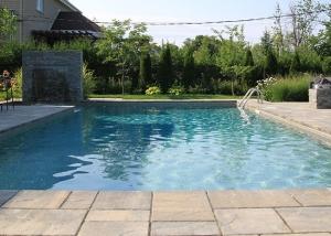 Classic Pool Deck Tiles