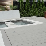 Trex Composite Wood Pool Decking