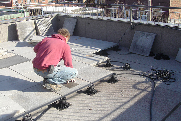 How To Build Rooftop Patio Ideas