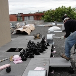 Construction Rooftop Garden Outdoor Living 06