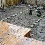 Construction Urban Green Backyard 03