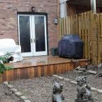 Construction Urban Green Backyard