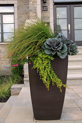 Contemporary landscaping design montreal outdoor living for Amenagement jardin contemporain