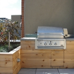 Contemporary Outdoor Kitchen 03