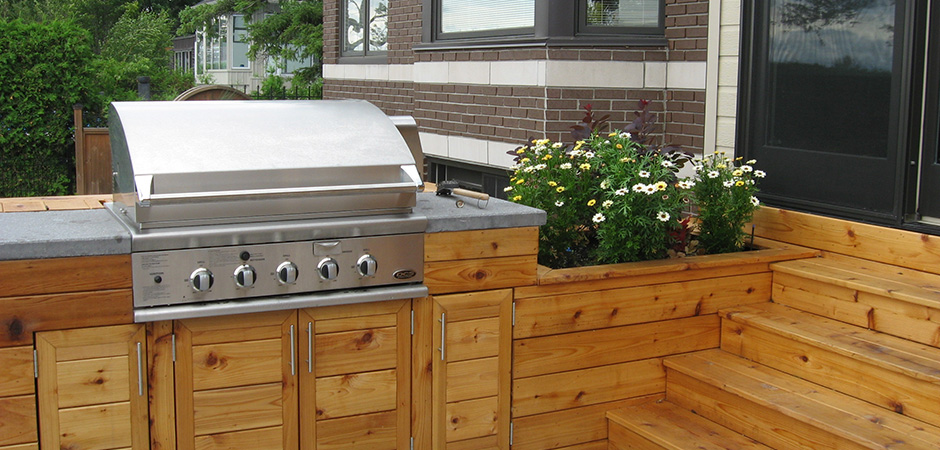 Montreal Outdoor Living Categories Cuisine Ext 233 Rieure