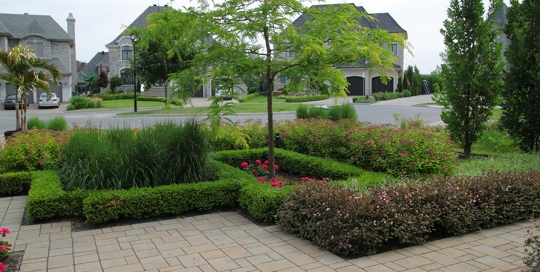 Garden home improvement
