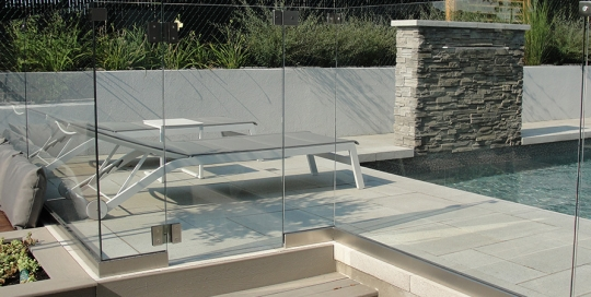 Glass Pool Fence