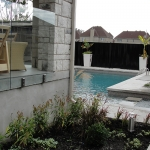 Glass Railing, Pool Fencing 03