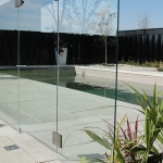 Glass Railing, Pool Fencing 05