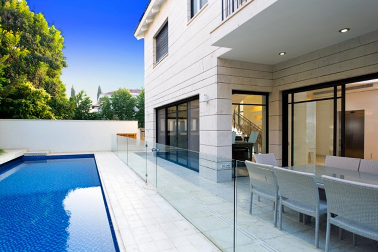 Glass Railing Fence Montreal Outdoor Living