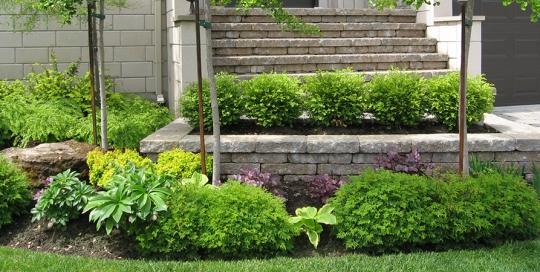 Modern Home Garden Solution