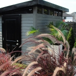 Modern Low Maintenance Landscaping with Pool 011