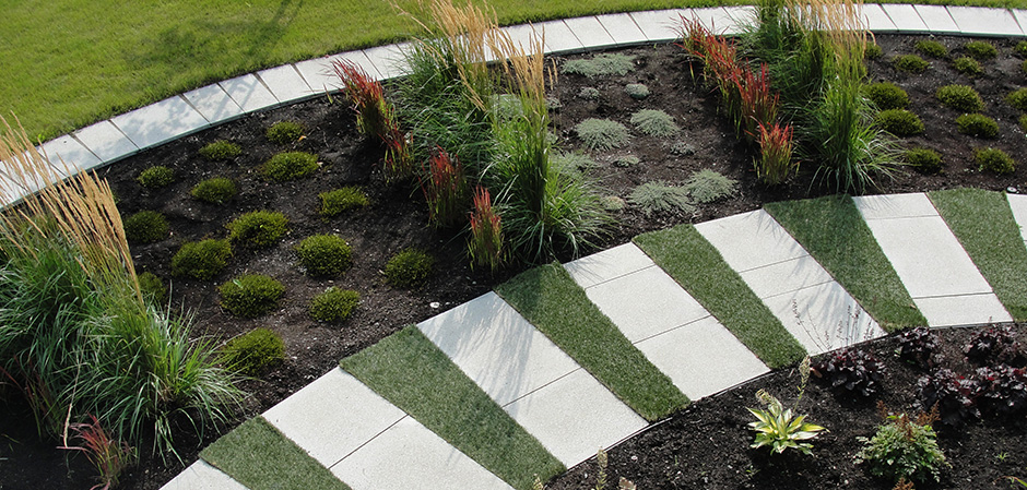 landscape modern garden design - photo #34