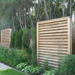 Modern Minimalist Fences 20