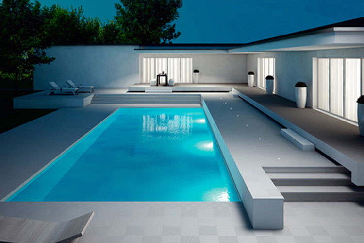 Beautiful Modern Pools - Montreal Outdoor Living