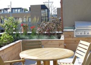 Rooftop Garden Outdoor Living 01