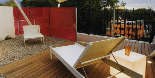 Rooftop Decking Ideas