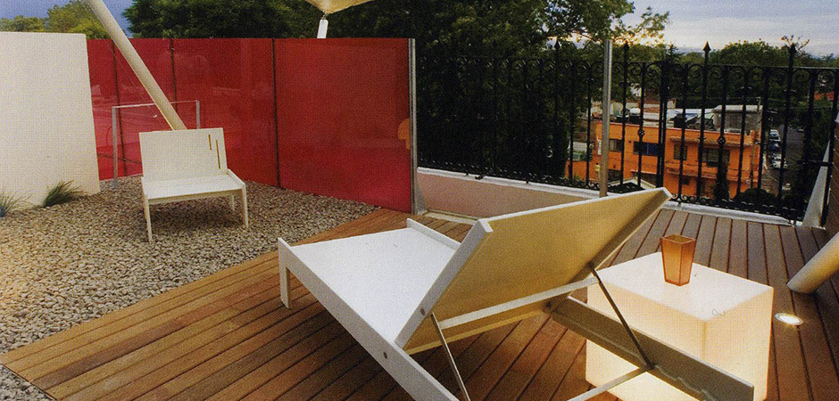 Rooftop Decking Ideas Montreal Outdoor Living