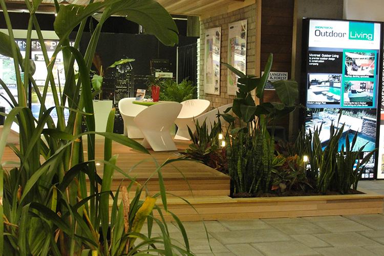 Salon national de l 39 habitation 10 montreal outdoor living for Salon de l habitation montreal
