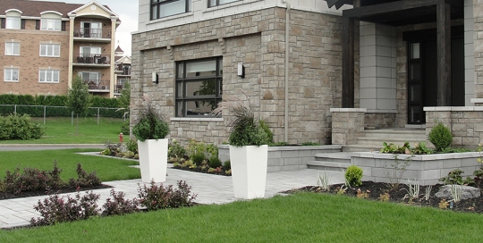 Stylish & Chic landscape in Ville-St-Laurent