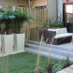 Urban Green Backyard 04