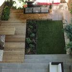 Urban Green Backyard 07