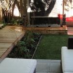 Urban Green Backyard 08