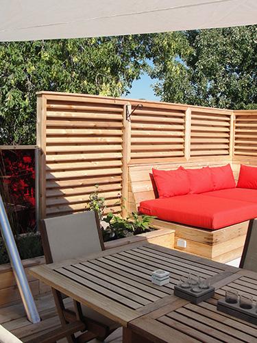 Outstanding Urban Rooftop Terrace Montreal Outdoor Living