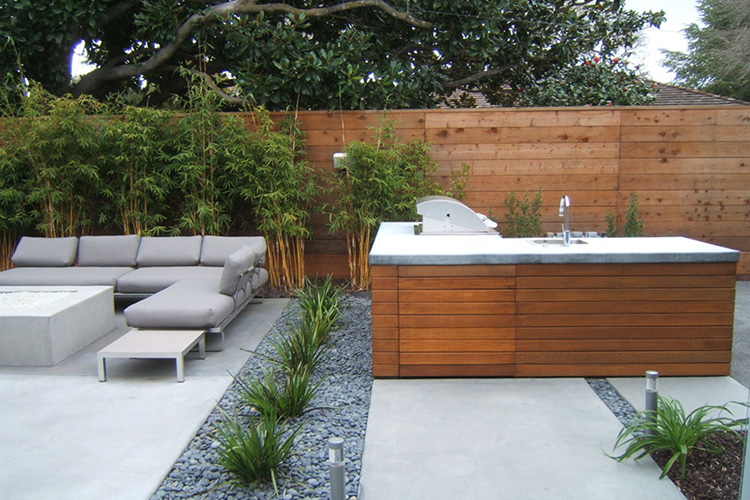 Montreal Outdoor Living Simple Outdoor Area Inspiration