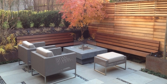 Modern Backyard Ideas 01