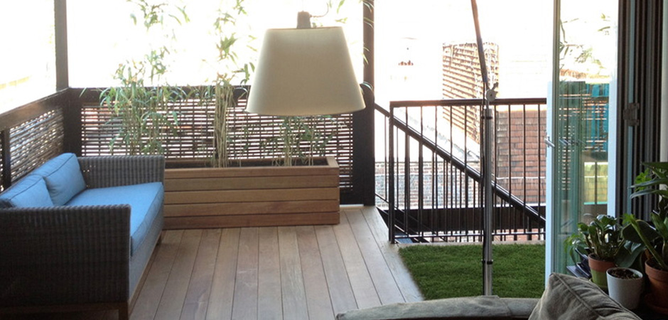 Urban Balcony Design Ideas - Montreal Outdoor Living