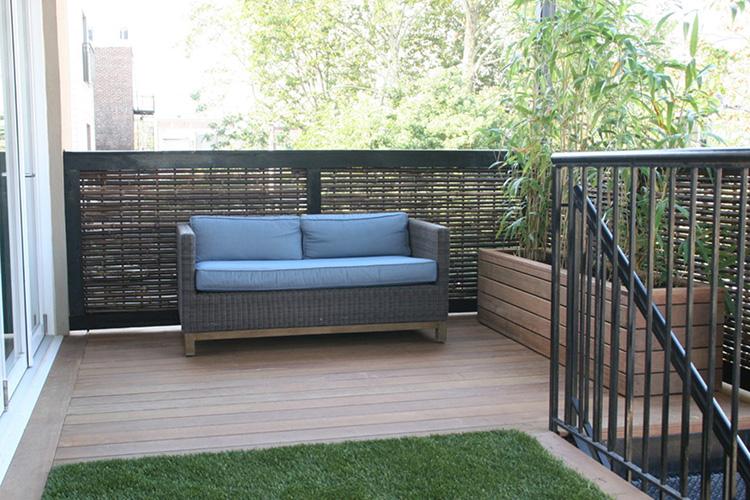 Montreal Outdoor Living Urban Balcony Design Ideas