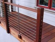 Modern Deck and Deck Railing Ideas 01