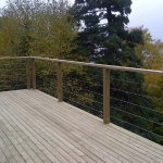Modern Deck and Deck Railing Ideas 04