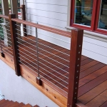 Modern Deck and Deck Railing Ideas 05