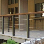 Modern Deck and Deck Railing Ideas 06