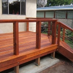 Modern Deck and Deck Railing Ideas 07