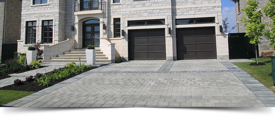 Modern paving solutions montreal outdoor living for Pave beton exterieur
