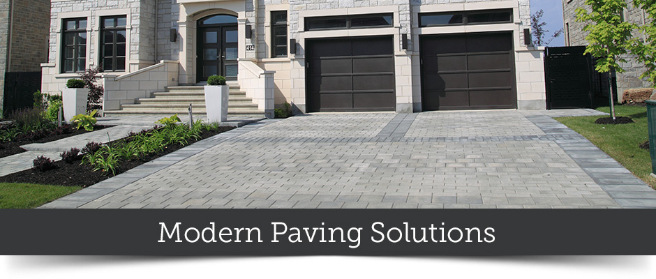 Modern Paving Solutions